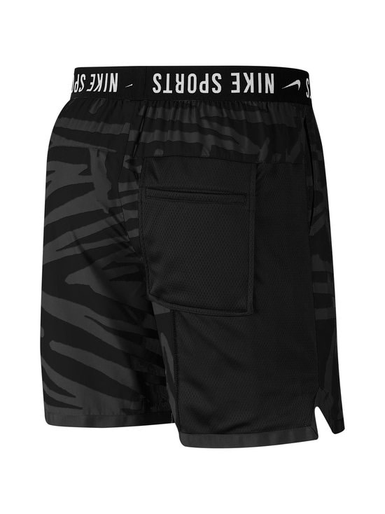 Nike - Training-shortsit - BLACK/WHITE | Stockmann - photo 2