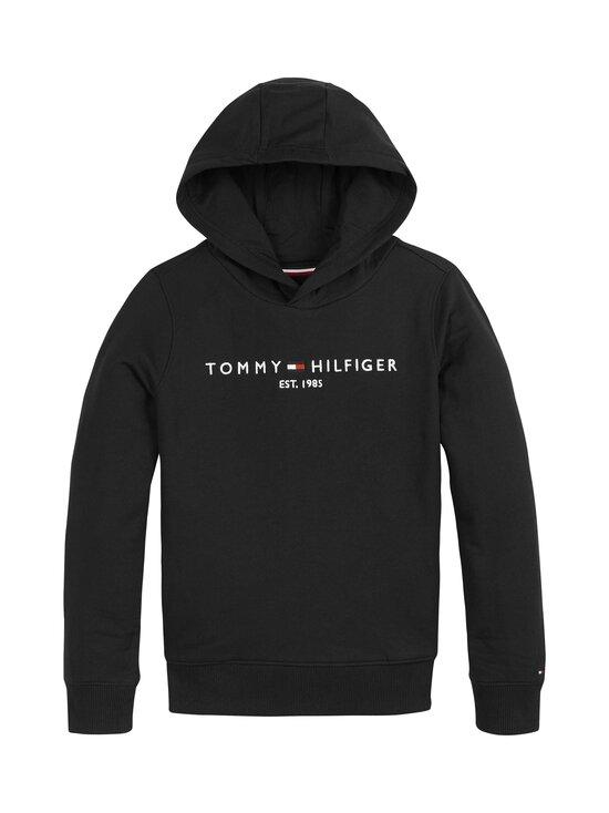 Tommy Hilfiger - Essential Hoodie -huppari - BDS BLACK | Stockmann - photo 1