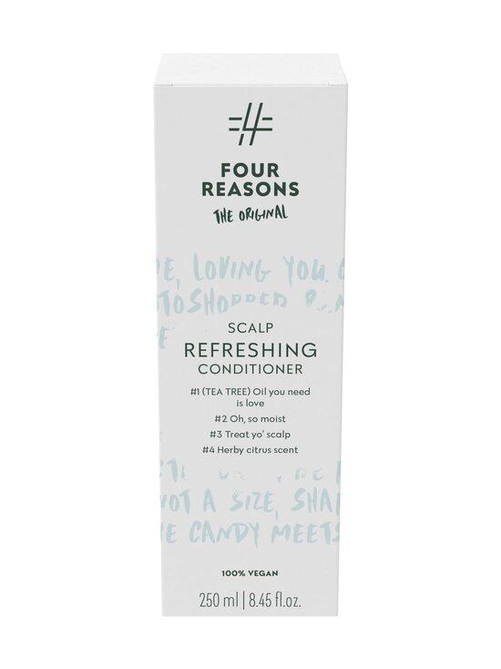 Four Reasons - Scalp Refreshing -hoitoaine 250 ml - NOCOL | Stockmann - photo 2