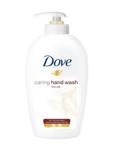 Dove - Caring Fine Silk -nestesaippua 250 ml | Stockmann