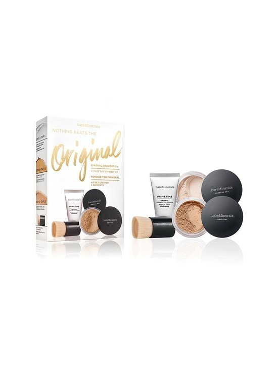 Bare Minerals - Grab & Go Get Starter Kit -pakkaus - GOLDEN TAN | Stockmann - photo 1