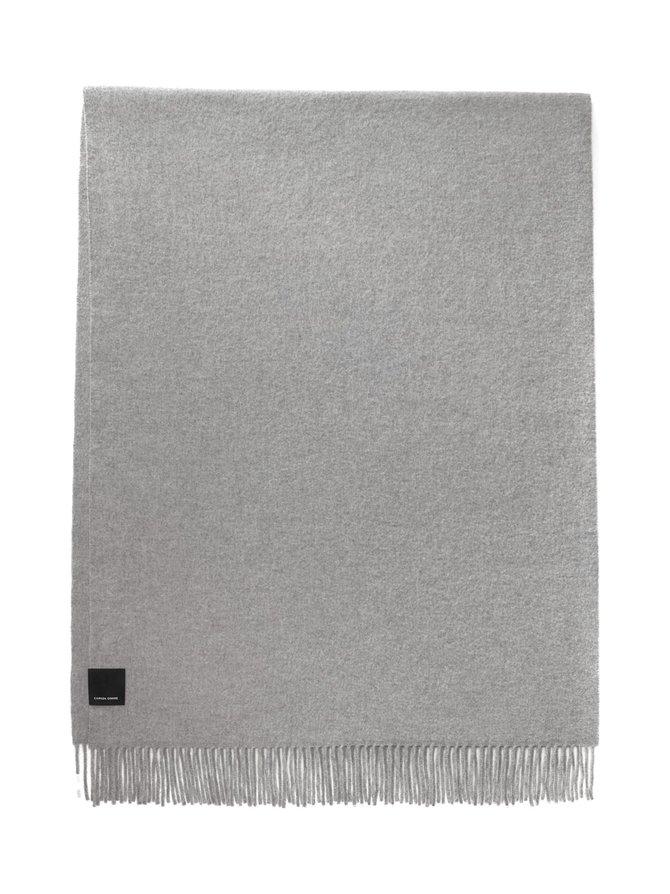 Solid Woven -merinovillahuivi