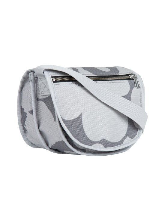 Marimekko - Kerttu Pieni Unikko -laukku - 997 GREY, LIGHT GREY | Stockmann - photo 3