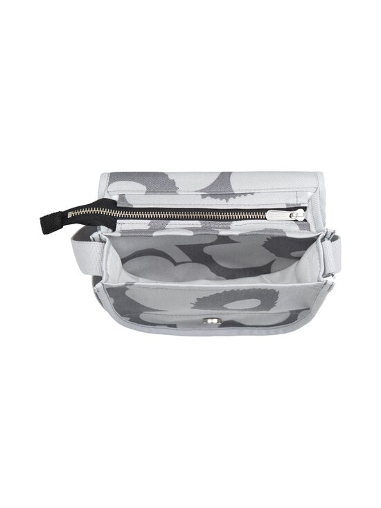 Marimekko - Kerttu Pieni Unikko -laukku - 997 GREY, LIGHT GREY | Stockmann - photo 4