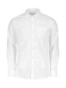 Knowledge Cotton Apparel - Kauluspaita - WHITE | Stockmann