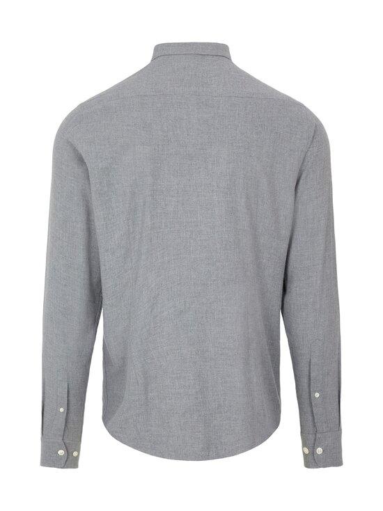 J.Lindeberg - Light Flannel Slim Shirt -flanellipaita - 9116 GRANITE | Stockmann - photo 2