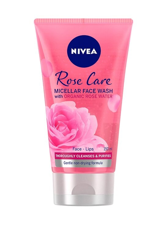 NIVEA - Rose Care Micellar Face Wash -puhdistusgeeli 150 ml - VAR_1 | Stockmann - photo 1