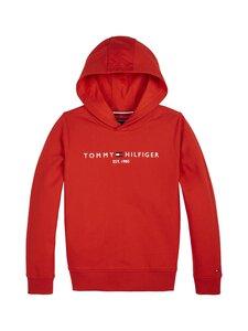 Tommy Hilfiger - Essential Hoodie -huppari - XNL DEEP CRIMSON | Stockmann
