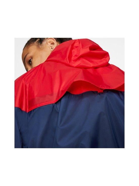 Nike - Sportswear Windrunner -takki - 410 MIDNIGHT NAVY/UNIVERSITY RED/WHITE | Stockmann - photo 7