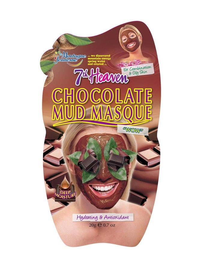 Chocolate Mud Masque -kasvonaamio 20 ml