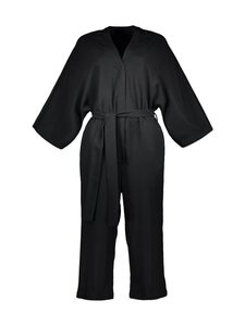 hálo - TUNDRA Kimono Overall -lappuhaalari - BLACK | Stockmann