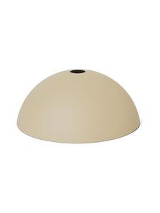 Ferm Living - Dome-lampunvarjostin - CASHMERE | Stockmann