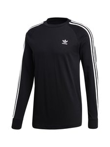 adidas Originals - 3-Stripes-paita - BLACK | Stockmann