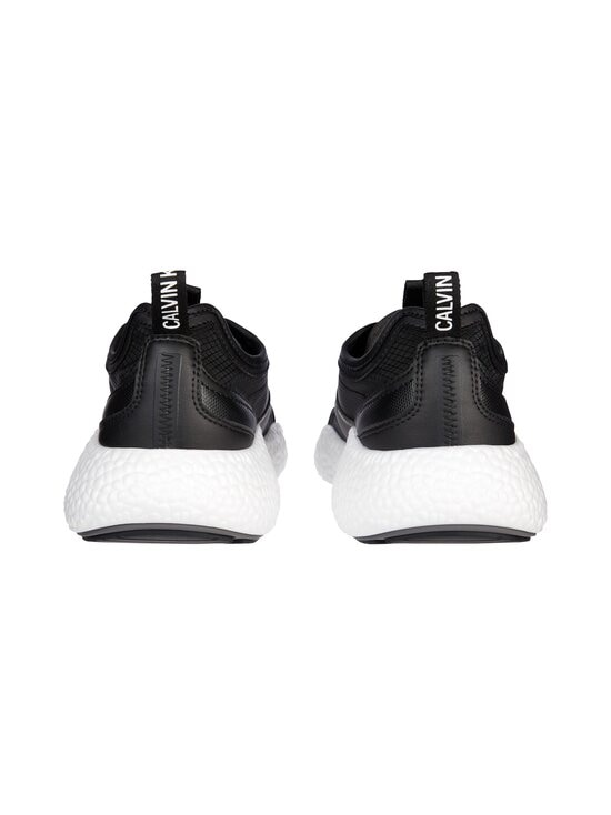 Calvin Klein Footwear - Runner Sneaker Laceup PU-NY -sneakerit - BDS BLACK | Stockmann - photo 2