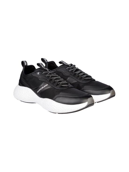 Calvin Klein Footwear - Runner Sneaker Laceup PU-NY -sneakerit - BDS BLACK | Stockmann - photo 3