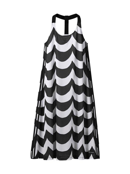 adidas x Marimekko - Tank Dress -mekko - BLACK/WHITE BLACK/WHITE   Stockmann - photo 1