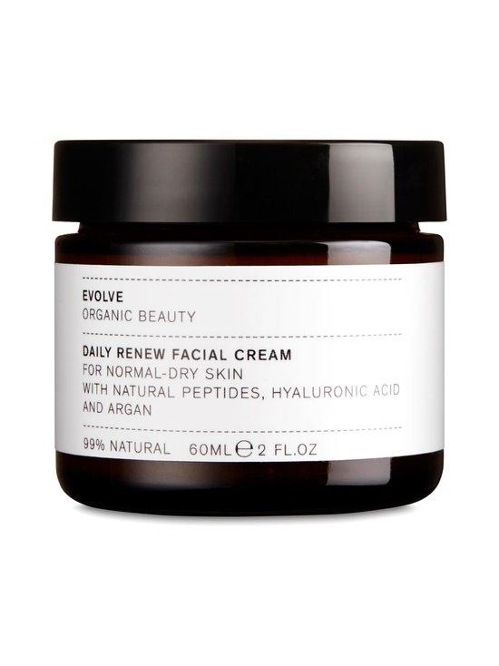 Evolve - Daily Renew Face Cream -uudistava kasvovoide 60 ml - NOCOL | Stockmann - photo 1
