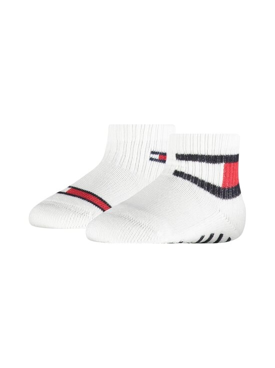 Tommy Hilfiger - Sukat 2-pack - 001 WHITE | Stockmann - photo 1