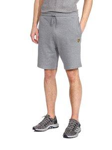 Lyle & Scott - Sweat Shorts -collegeshortsit - T28 MID GREY MARL | Stockmann