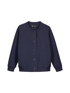 KAIKO - Snap Button Bomber -collegetakki - B0 INDIGO | Stockmann