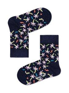 Happy Socks - Kids Confetti Palm -sukat - 6500 6500-BLUE | Stockmann