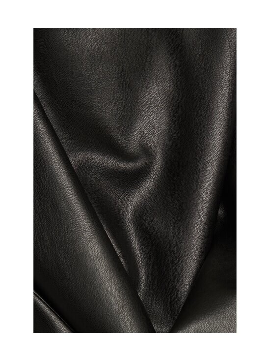 Esprit - Tekonahkaleggingsit - 001 BLACK | Stockmann - photo 2