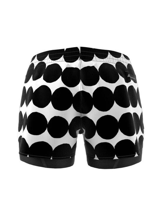 adidas x Marimekko - 2IN1-shortsit - BLACK   Stockmann - photo 3