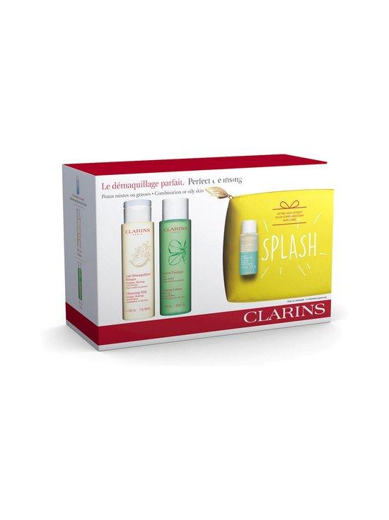 Cleansing Set -ihonhoitopakkaus rasvoittuvalle iholle ja sekaiholle