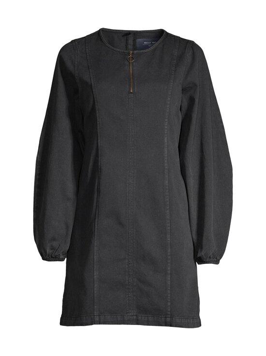 Noisy may - NmGaia LS Dress Volume Sleeves -mekko - BLACK | Stockmann - photo 1