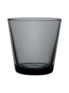 Iittala - Kartio-juomalasi 21 cl, 2 kpl - GREY | Stockmann