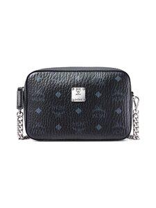 MCM - Mini Camera Bag in Visetos Original -laukku - BK BLACK | Stockmann
