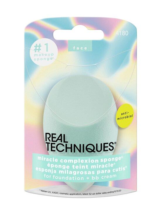 Real Techniques - Summer Haze Miracle Complexion Sponge -meikkisieni - TROPICAL LIGHT GREEN | Stockmann - photo 2