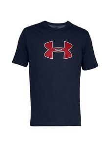 Under Armour - Big Logo -paita - 408 ACADEMY / / RED | Stockmann