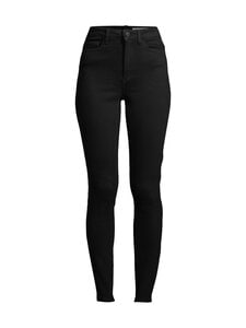 Noisy may - NmCallie Chic High Waist Skinny Fit -farkut - BLACK | Stockmann