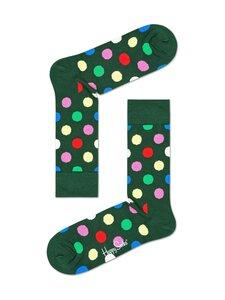 Happy Socks - Big Dot -sukat - 7400 GREEN | Stockmann