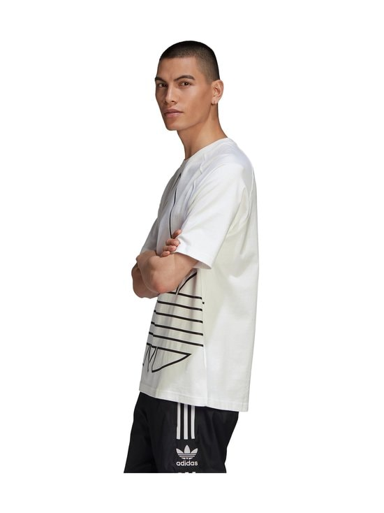adidas Originals - Bg Trf Out Tee -paita - WHITE | Stockmann - photo 4