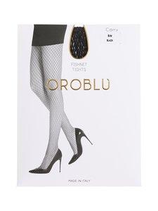 Oroblu - Carry-verkkosukkahousut - BLACK | Stockmann