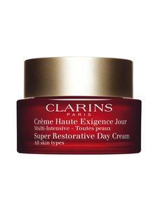Clarins - Super Restorative Day Cream For All Skin Types -päivävoide 50 ml - null   Stockmann