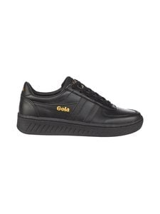 Gola - Grandslam Leather Trainer -nahkatennarit - BLACK/BLACK/BLACK | Stockmann