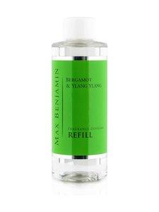 Max Benjamin - Bergamot Ylang Ylang -huonetuoksun täyttöpullo 300 ml - GREEN | Stockmann
