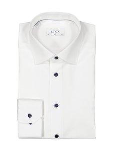 Eton - Slim-kauluspaita - 00 WHITE | Stockmann