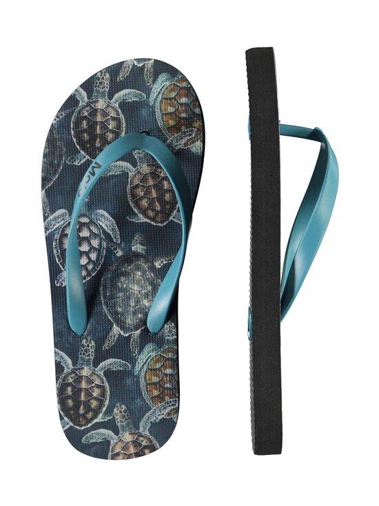 Molo - Zeppo Sea Turtles -sandaalit - 6213 SEA TURTLES | Stockmann - photo 2