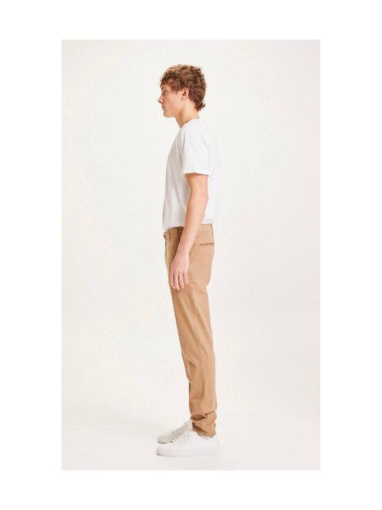 Knowledge Cotton Apparel - Joe Slim Stretched -chinot - 1019 TUFFET   Stockmann - photo 3