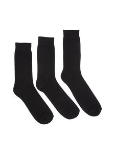 MJS - Bamboo-sukat 3-pack - BLACK | Stockmann