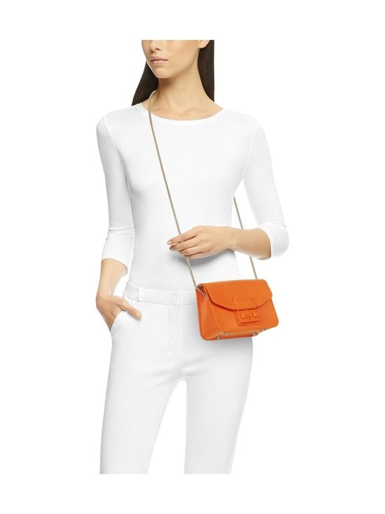 Furla - Metropolis Mini Crossbody -nahkalaukku - BG600 ORANGE I | Stockmann - photo 5