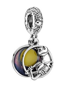 Pandora - Disney Nightmare Before Christmas Double Dangle Charm -riipus - MULTICOLOR | Stockmann