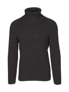 Marc O'Polo - Puuvillaneule - 989 DARK GREY MELANGE | Stockmann