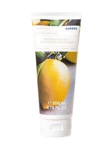 Korres - Basil Lemon Body Milk -vartalovoide 200 ml | Stockmann