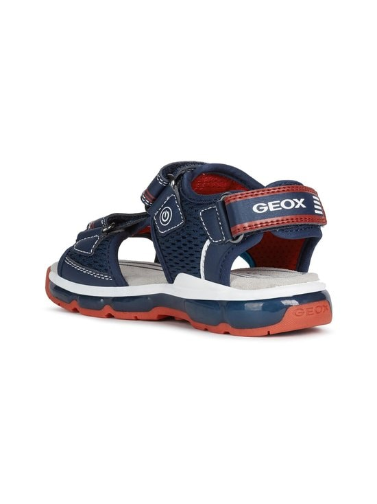 Geox - Android Boy -sandaalit - C0735 NAVY RED | Stockmann - photo 5