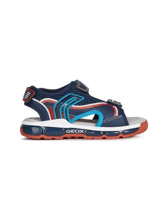 Geox - Android Boy -sandaalit - C0735 NAVY RED | Stockmann - photo 8